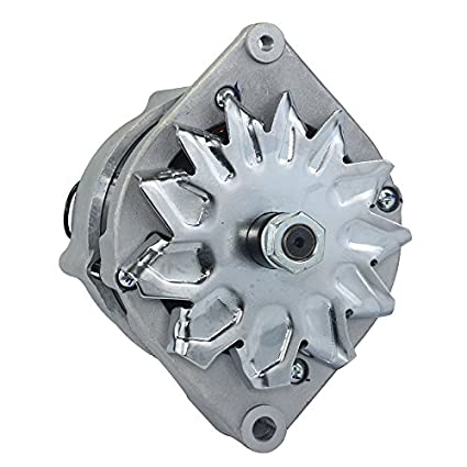 amazon com: alternator fits john deere backhoe 210c 310c 315c 410d 510c  al9909x at220394: automotive