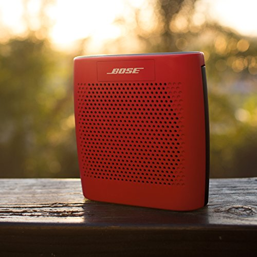 017817647144 - Bose SoundLink Color Bluetooth Speaker (Red) carousel main 6