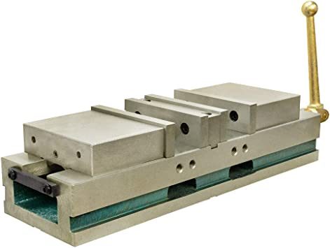 """1-5//8/""""L x 1-3//8/""""W VISE STEEL WORK STOP JAW CLAMP CLAMPING MILLING VISE STOP 7//8/"""""""