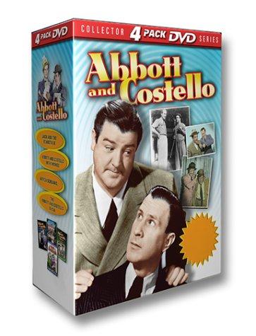 Abbott & Costello 4-Pack -