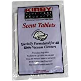 Bagged Vacuum Cleaner Scent Tablets Air Freshner Odor Deodorizers 10pk