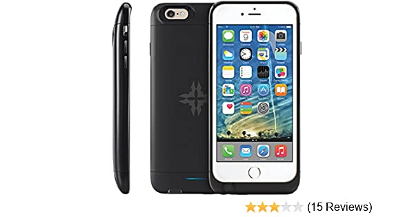 iBattz iPhone 6 Plus Refuel Invictus 6000mAh Case
