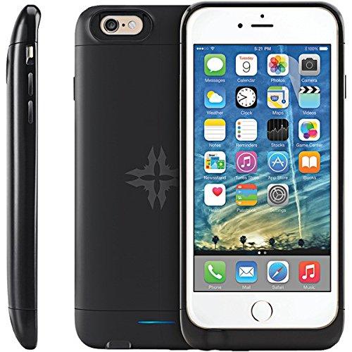half off 70b38 3144e iBattz iPhone 6 Plus Refuel Invictus 6000mAh Case
