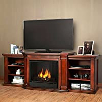Real Flame Valmont Entertainment Center ...