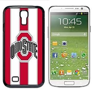 linJUN FENGNCAA Ohio State Buckeyes Samsung Galaxy S4 Case Cover