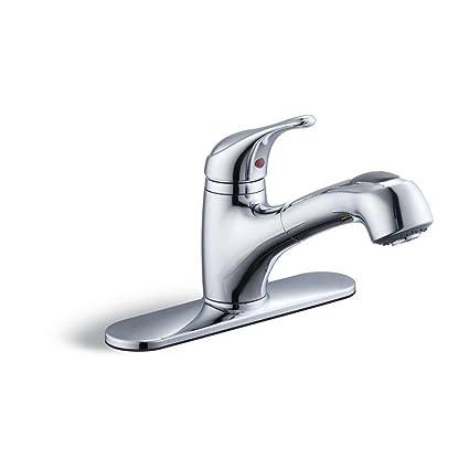 glacier bay kitchen faucet chrome 1 handle kitchen faucet - Glacier Bay Kitchen Faucet