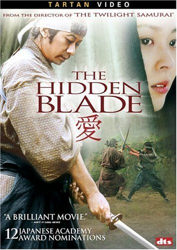 The Hidden Blade by Tartan Video
