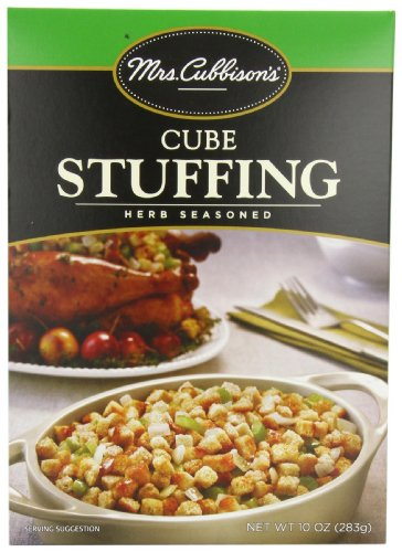 Mrs. Cubbison's Cube Stuffing, 10 Ounce