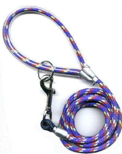 Hawaiian Blue Mountain Rope Leash – Medium to large dogs, My Pet Supplies