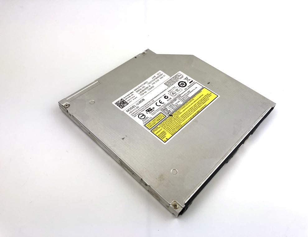 "Dell New MGV4X 9M9FK GU90N Latitude Inspiron XPS Precision 15 Optical Drive 12.7mm SATA 8X 9.5T DVD+/-RW w/ M4800 15.6"" Laptop Bezel Multi DVD Writer Serial ATA 91FGG 8RW6T Y16H5 30RCC TTYK0 DVDRW"