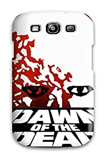 Hot XHmxNmO136kxDxl Dawn Of The Dead Tpu Case Cover Compatible With Galaxy S3