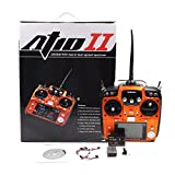 Misciu RadioLink AT10 II RC Transmitter 2.4G 10CH Remote Control System +R12DS Receiver