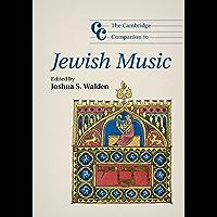 The Cambridge Companion to Jewish Music (Cambridge Companions to Music) book cover