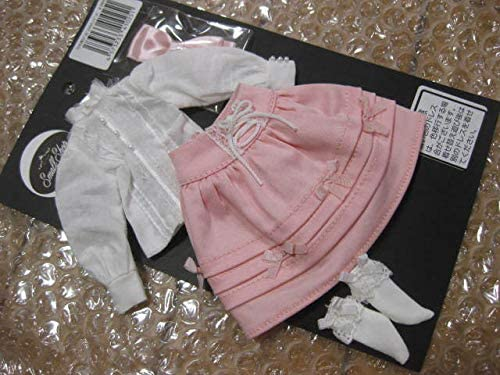 リカちゃんキャッスル ちいさなおみせ 日本橋 限定 ドレスセット 22cm アウトフィット ピンク