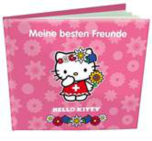 Hello Kitty Freundebuch