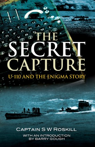 Read Online Secret Capture: U-110 and the Enigma Story ebook