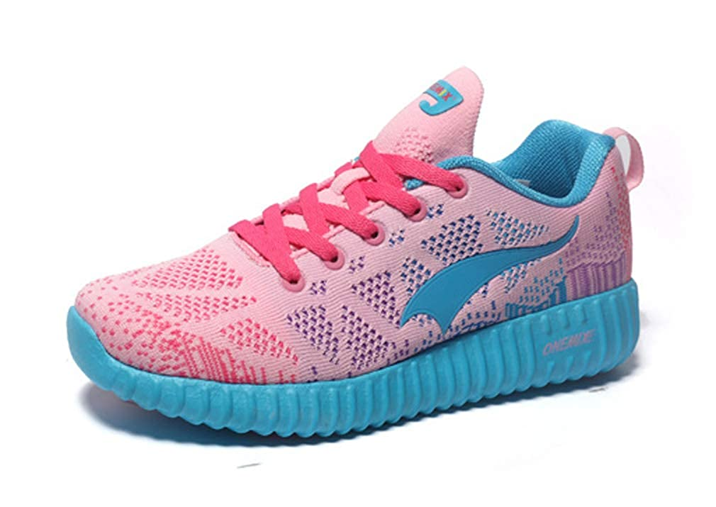 colorful Pink UB-ONEMIX Unisex Air Cushion Outdoor Sport Music Ritmo Deportivas Running shoes