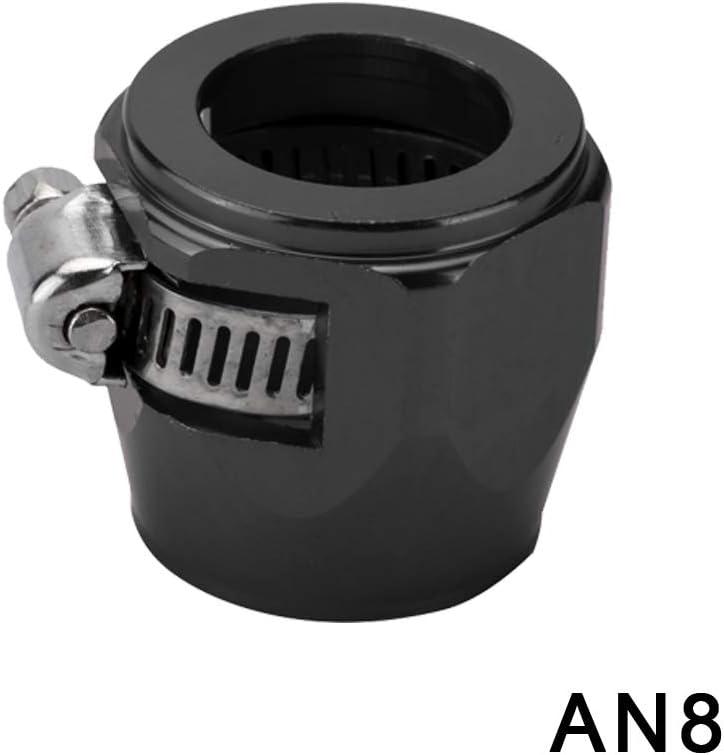 Kraftstoffschlauchklemme Innensechskant Schlauchendst/ück /Öl Wasserrohradapter AN8