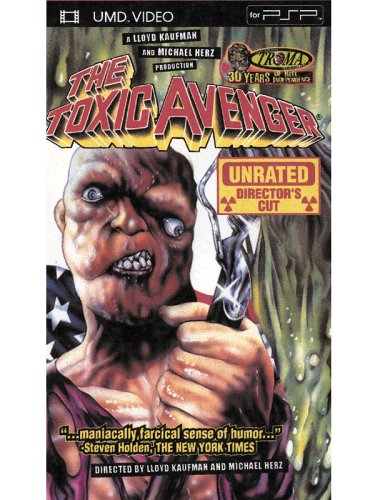 (The Toxic Avenger [UMD for)