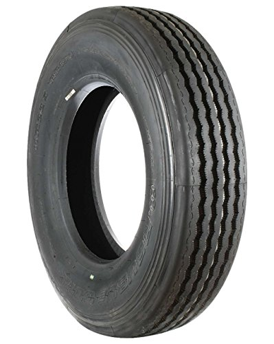 UPC 843353000200, Double Coin RR150 Premium 5-Rib Steer/All-Position Multi-Use Commercial Radial Truck Tire - 295/75R22.5 14 ply