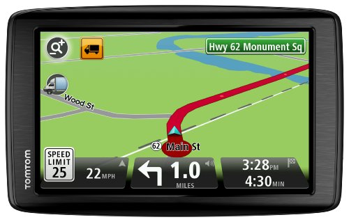 For Sale! TomTom VIA 1605M RV GPS Navigator with Lifetime Maps