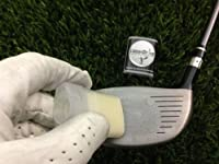 LazerDrive - Golf Club Face Coating For Anti Slice, Anti Hook, Gain Distance, and Reduce Spin