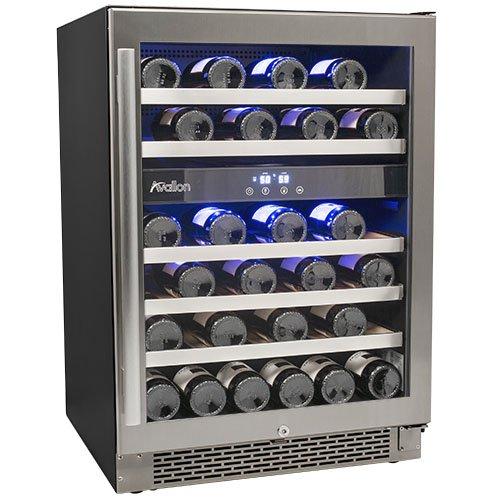 Avallon AWC460DZ 46 Bottle Built Cooler product image