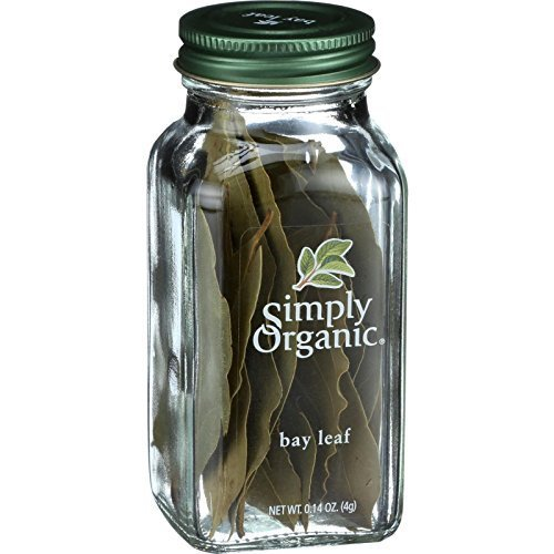 Simply Organic Bay Leaf Organic - 1.4 oz1,(Frontier) ( Multi-Pack)