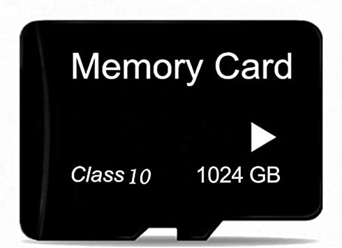 Amazon.com: 1tb Tarjeta de memoria 1024gb tf tarjeta Micro ...