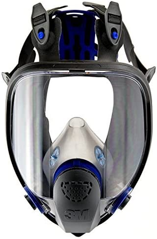 Tools /& Outdoor Store 3M Ultimate FX FF-403 Full Facepiece Reusable Respirator Respiratory Protection Model: FF-403 Large Size: Large