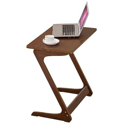 WANNA.ME Soporte portátil para Escritorio Mesa de café Bandeja de ...
