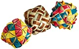 Planet Pleasures Woven Square Foot Toy