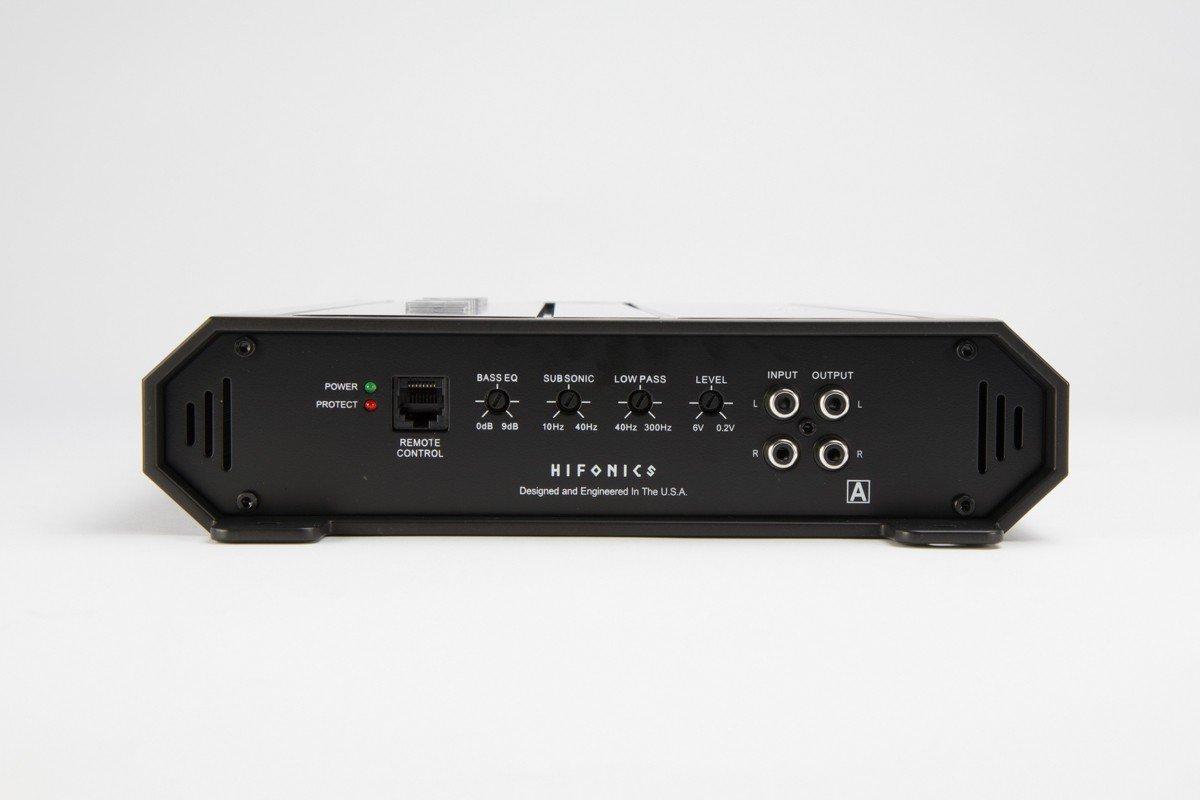 Amazon.com: Hifonics Zeuz ELITE ZEX2550.1D Car Audio 2500 Watts RMS Mono Block Amp with Blue illuminated Logo 1 Ohm Stable Class D Subwoofer Black Amplifier ...