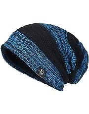 VECRY Men Slouch Beanie Winter Summer Cap Skullcap