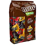 M&M'S Variety Mix Chocolate Fun Size Halloween Candy 85.23-Ounce 150-Piece Bag