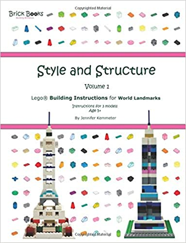Style And Structure Volume 1 Lego Building Instructions For World