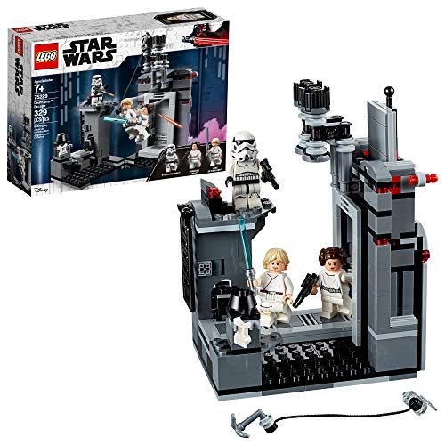 LEGO Star Wars: A New Hope Death Star Escape 75229 Building Kit , New 2019 (329 Piece)
