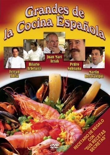 - Grandes De La Cocina Espanola