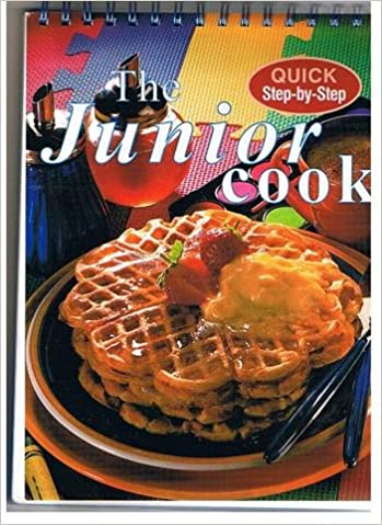 Quick Step-By-Step The Junior Cookbook: Amazon.Co.Uk: Susan Tomnay
