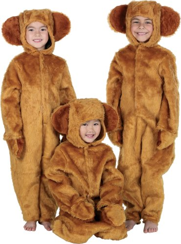 Bear Costume for Kids 10-12 Yrs by Charlie Crow