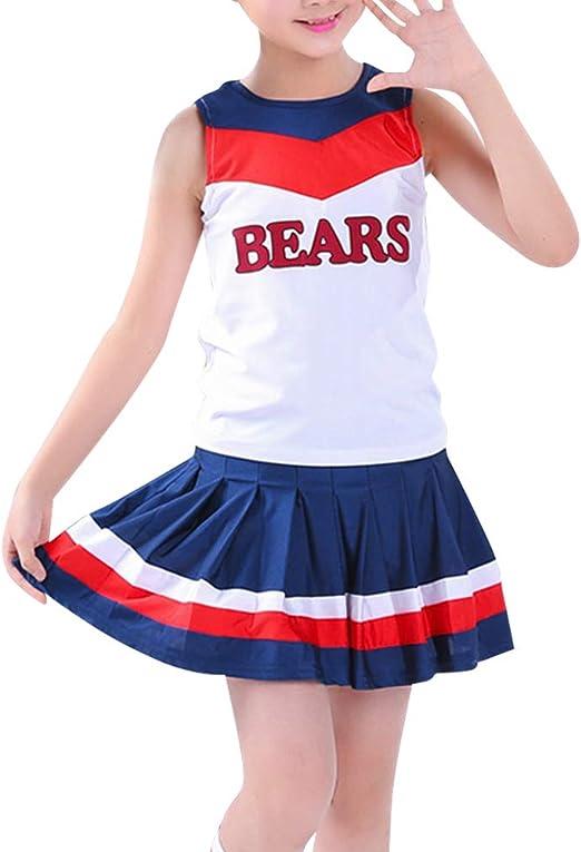 Daytwork Danza Ropa Mujer Uniforme - Ropa de Porrista Cheerleading ...