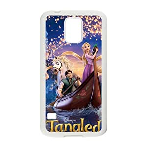 Frozen Romantic Kristoff and Anna Cell Phone Case for Samsung Galaxy S5