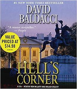 Hells Corner (Camel Club): Amazon.es: Baldacci, David ...