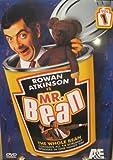Rowan Atkinson is Mr. Bean: The Whole Bean, Vol. 1