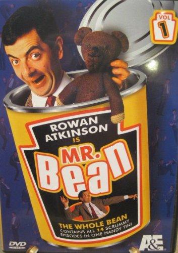 Rowan Atkinson is Mr. Bean: The Whole Bean, Vol. (Mr Bean Whole Bean)