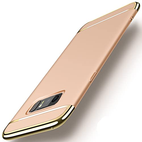Carcase Samsung Galaxy Note 8 Funda Pacyer® Ultra Sand Scrub Cover en PC 3 en 1 Peso Ligero Estuche ...