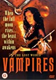 The Lost World - Vampires [DVD]