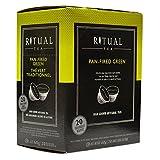 Ritual Tea Pan Fired Green Tea, 120 Count