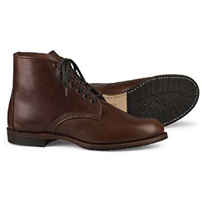 d7548be7d7bab Red Wing Shoes Men's Sheldon 6-inch Boots (9, Teak Featherstone Leather)