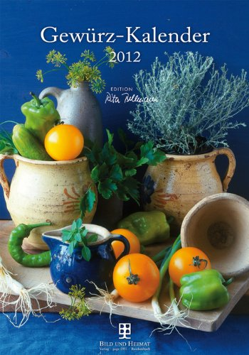 Gewürz-Kalender 2012